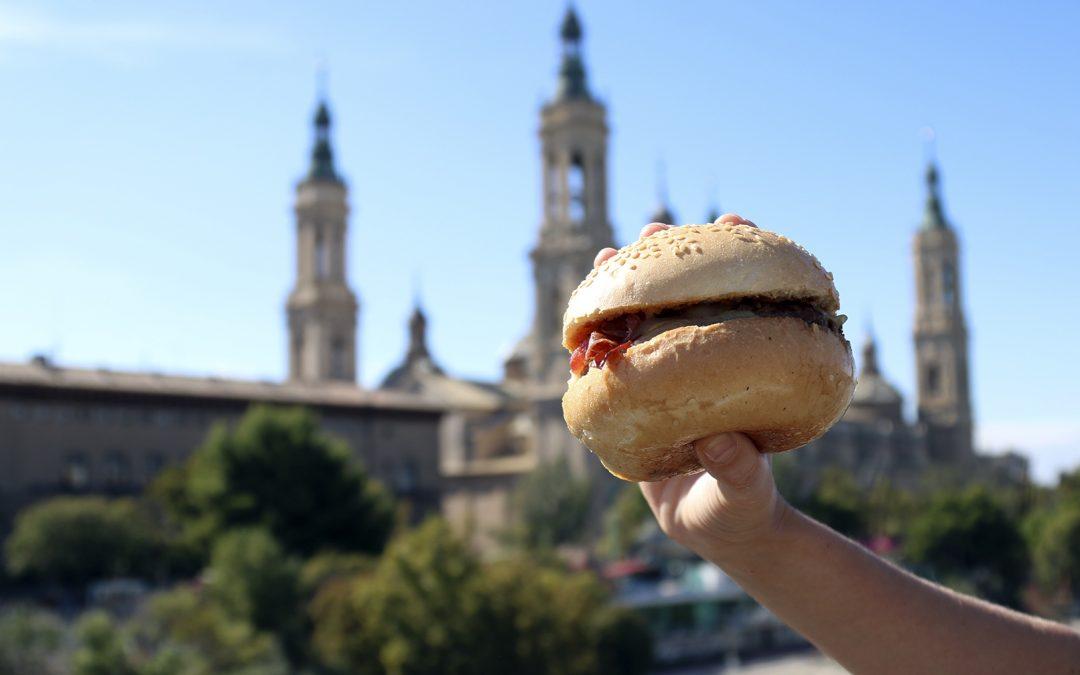 El Zaragoza Burger Fest vuelve en junio