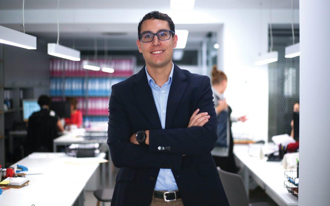 """Luis Femia: """"El sector de la hostelería vive un buen momento a nivel autonómico y local"""""""