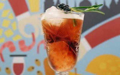 Los mejores bartenders de Zaragoza crean el 'Tribute Cinzano' para celebrar el XXV aniversario del Concurso de Tapas