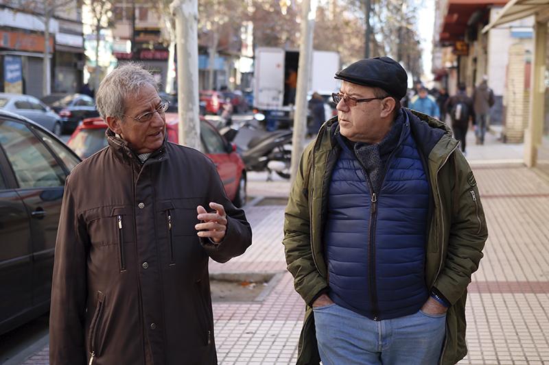 Las Fuentes, un barrio que no perdona el vermú