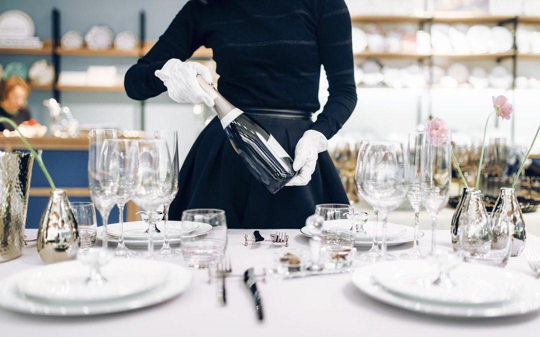 curso camarero banquetes zaragoza