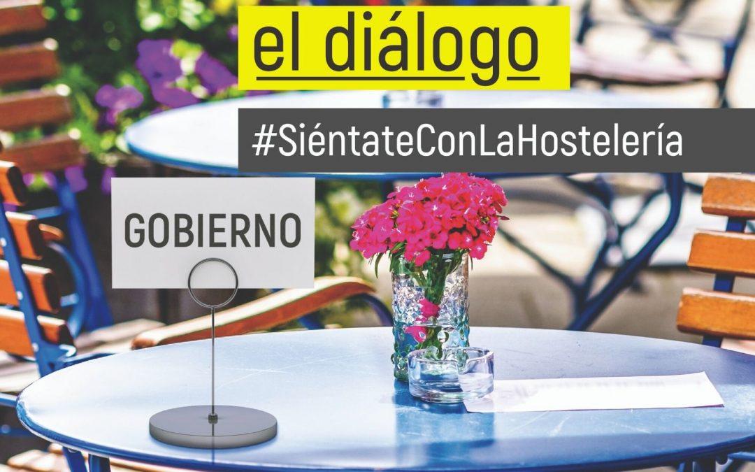 ¡Hostelero! Comparte la campaña #SiéntateConLaHostelería