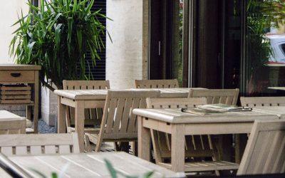 Cafés y Bares comenzará a tramitar las ampliaciones de espacio de veladores a partir del lunes 11 de mayo