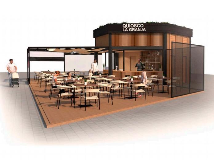 El Ayuntamiento de Zaragoza licita siete quioscos para su explotación como bares