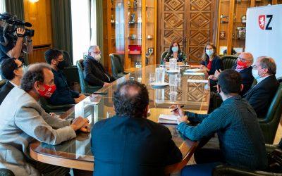 El Ayuntamiento de Zaragoza no cobrará la tasa de veladores en 2020