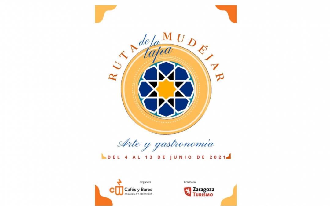 La 1ª edición de la Ruta de la Tapa Mudéjar llega a 14 establecimientos del 4 al 13 de junio