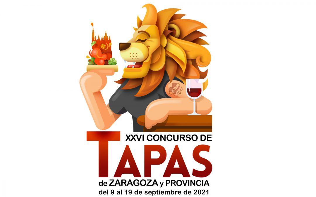 Abierto el plazo de inscripción a la XXVI edición del Concurso de Tapas de Zaragoza